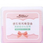 Makeup Cotton Pad 2 in 1Set