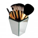 Makeup Brush &Eyeliner Pen Holder