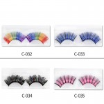 Glitter Eyelashes for Stage & Party
