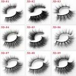 3D Mink Eyelshes