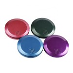 High level compact pocket makeup mirror