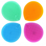Multifunctional Silicone Face Cleansing Scrubber