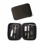 Travel Manicure Set For Men Trim Case