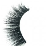 Hot mink strip eyelashes 10-18mm