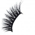 New lady mink strip eyelashes 10-18mm