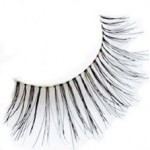 3D Dramatic long length human hair lashes 25mm