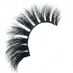 3D luxury mink strip eyelashes 10-18mm