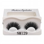 3D mink luxury lashes 20mm