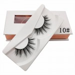 Beautiful Girl curl horse hair lashes 25mm