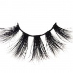3D wispy long length real mink lashes 22mm