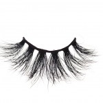 Highest quality real mink 3D eyelashes 22mm