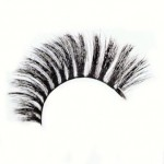 Hot sale bushy horse hair lashes 30mm