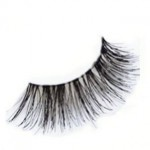 Luxury human hair false eyelashes 10-18mm