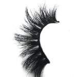 Thick curl mink strip eyelashes 10-18mm