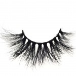 3D Wholesale Beautiful Eyelashes Mink 22mm