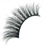 Best Price stage False mink strip eyelashes 10-18mm
