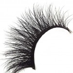 Fluffy and wispy 3D mink eyelashes 10-18mm eyelashes