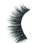 Natural beautiful mink strip lashes 10-18mm