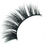Wholesale beautiful strip eyelashes mink 10-18mm
