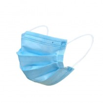 Face Masks Disposable 3 Layers Dustproof Mask Facial Protective