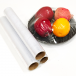 Moisture Proof Feature and Transparent PE Food Wrap Cling Film