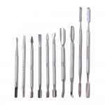 High quality nail tools stainless steel nail tool set