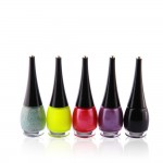 Nail Polish with Pointed Top Novelty Shape