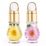 Environmental harmless nail care dry flower cuticle oil