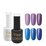Non Wipe Top Coat Nail Gel