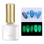NEW style no wipe luminous top coat