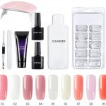 NEW ARRIVAL NAIL EXTENSION GEL KIT